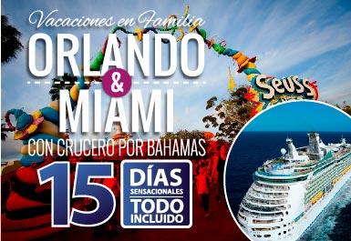 Circuitos por Orlando & Miami